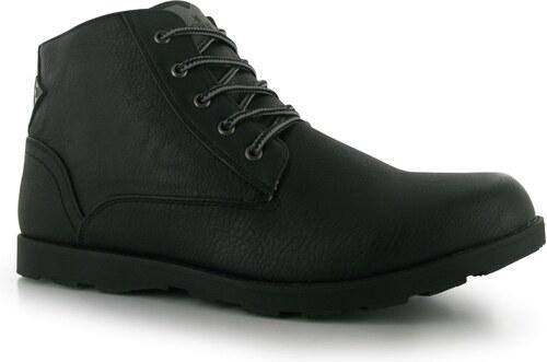 boty Soviet Remix pánské Boots Black - Glami.sk 975620f167