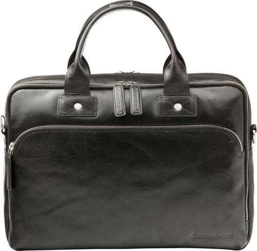 Kožená taška na notebook 16