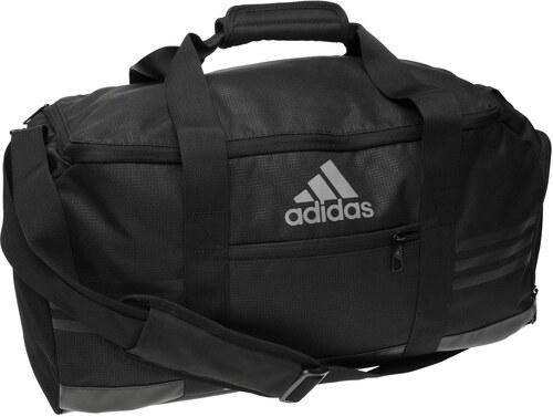 fb654c699ebca Športová taška adidas 3 stripe Performance Team čierna/šedivá - Glami.sk