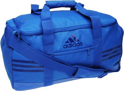 acecbf31dd4f2 Športová taška adidas 3 stripe Performance Team modrá - Glami.sk