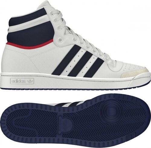 Členkové topánky adidas Originals TOP TEN HI (Biela) - Glami.sk d763c48a16d