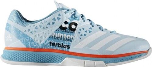 Sálové boty adidas Performance Counterblast Falcon W (Modrá   Bílá   Tmavě  modrá) 9810b036ad