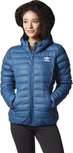 d45abe2365 Bunda zimná adidas Originals SLIM JACKET (Modrá) - Glami.sk