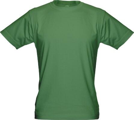 Pánské bambusové tričko s krátkými rukávy Continental Clothing ... a9c4f8c2f58