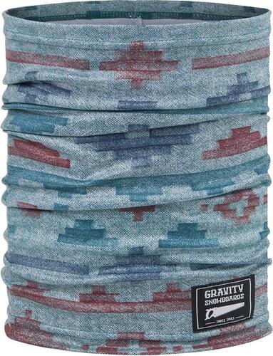 Gravity Navajo Neck Warmer blue - Glami.cz c1ed1cf702