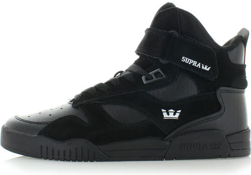 Pánske čierne členkové tenisky Supra Bleeker - Glami.sk 4f86c4b4801