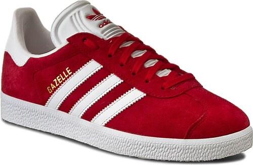 low priced 5bcf7 a674c Pantofi adidas - Gazelle S76228 ScarleFtwhhtGoldmt