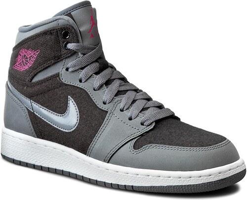 0f398654f776 Topánky NIKE - Air Jordan 1 Retro High Gg 332148 002 Cool Grey Vivid Pink
