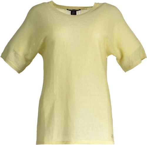 Dámský svetr GANT - Žlutá   L - Glami.cz 6bca045a41