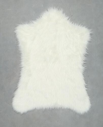 tapis fausse fourrure femme couleur cru taille 00 pimkie la mode femme. Black Bedroom Furniture Sets. Home Design Ideas