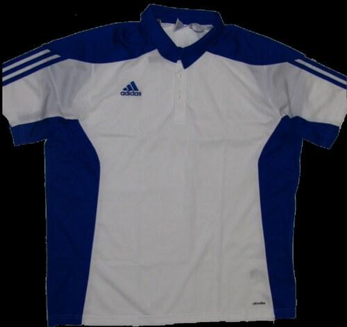 Tričko adidas Performance MT14 TRG POLO (Modrá) - Glami.sk 9728ac3e1c7