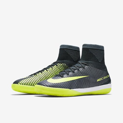 NIKE2 Sálovky Nike MercurialX Proximo II CR7 IC 44 ZELENÁ - Glami.cz 7e72b76f366