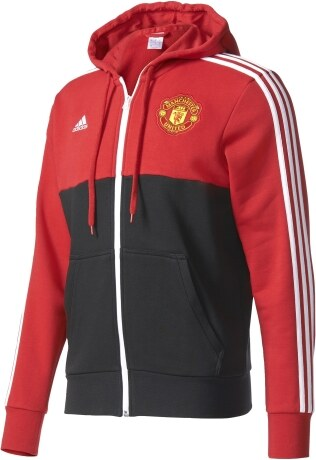 6ee303315a9 ADIDAS Mikina MANCHESTER UNITED 16 fullzip - Glami.cz