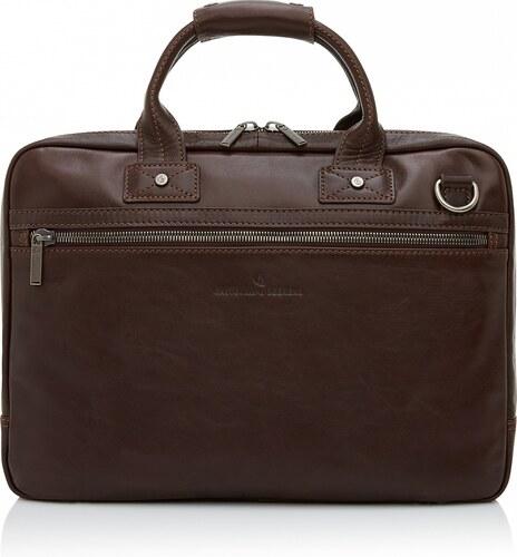 fabe976877 Castelijn   Beerens Pánská kožená taška na notebook 15