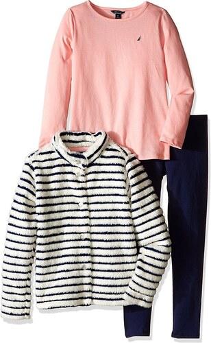 d6846f7a52f NAUTICA Nautica oblečení pro dívky Striped Jacket - Glami.cz