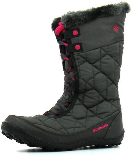 Columbia Zimní boty Dětské Youth Minx Mid II Waterproof Omni-Heat Columbia c3bf5c444e