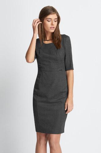 d77cd00631d7 Orsay Puzdrové šaty s kovovou sponou - Glami.sk