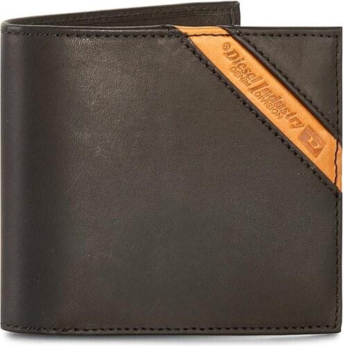 0521d0c534a Velká pánská peněženka DIESEL - Hiresh S X03611 PR227 Black T8013 ...