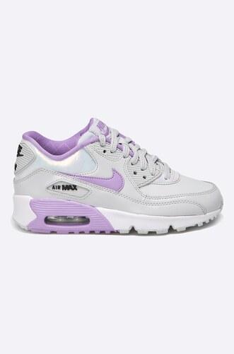 Nike Kids - Dětské boty Nike Air Max 90 SE GS - Glami.cz e06a339319