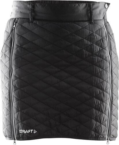 35462e71d4c Dámská prošívaná sukně Craft XC Insulation černá - Glami.cz