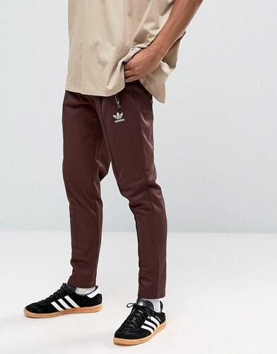 Adidas Originals - Fallen Future BR1800 - Pantalon de jogging - Bordeaux -  Rouge 296811d8451
