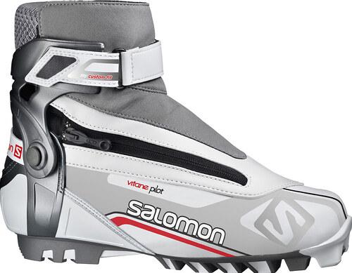Dámské boty na běžky Salomon Vitane Pilot CF Bílá šedá - Glami.cz cc0da5b61b