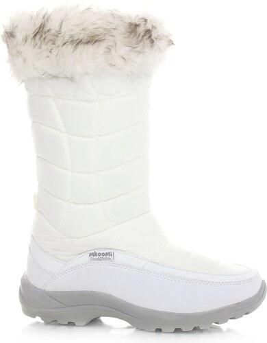 Benet Promotion Bílé dámské sněhule 050-2WH - Glami.cz 7806326f39