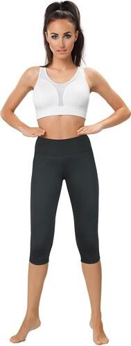 3af9f12727 -22% MrsFitness BellyControl női capri leggings - alakformáló és karcsúsító  fekete