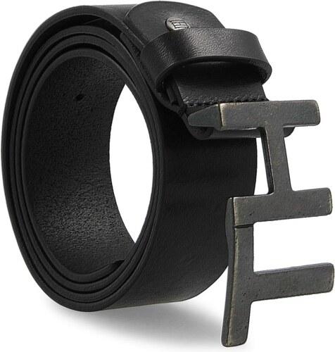 Pánský pásek TOMMY HILFIGER - Th Metal Logo 3.5 Adj AM0AM01642 90 ... cab3b4ce404