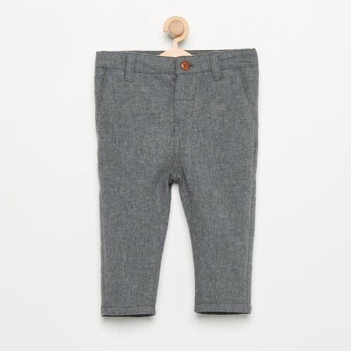 Reserved Elegantní kalhoty CARROT - Glami.cz 12e39751b5