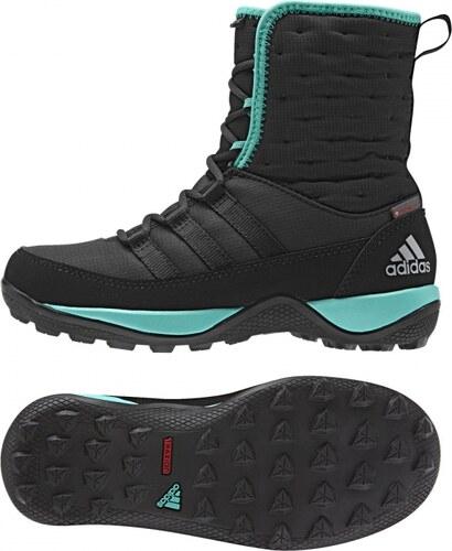 Zimní boty adidas Performance CW LIBRIA PEARL CP K (Černá   Zelená ... 253a4957c5