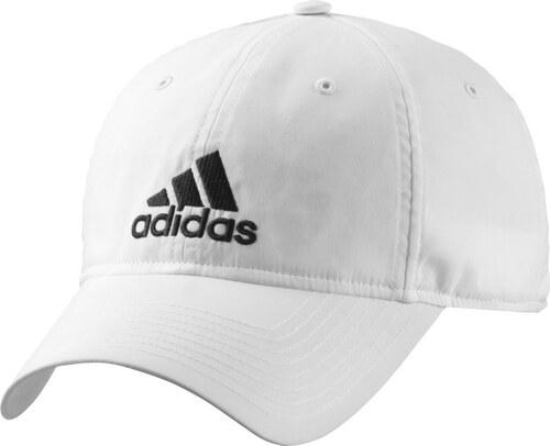 adidas Performance Pánská čepice adidas PERF CAP LOGO WHITE WHITE BLACK 9fe6a1c5d3e3