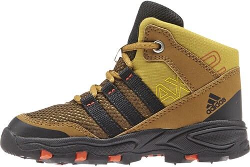 5ee2b30890b adidas Performance Dětské zimní boty adidas AX2 MID I RAWOCH CBLACK BROOXI