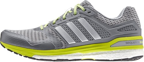 adidas Performance supernova sequence boost 8 m GREY SILVMT SYELLO ... eb4fbe4067