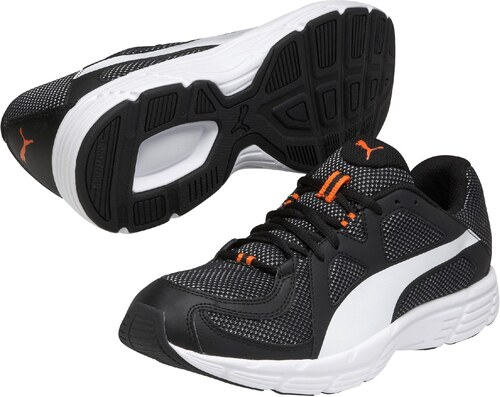 Pánské běžecké boty Puma Axis v3 Mesh black-white-vermi - Glami.cz 2645c04aab