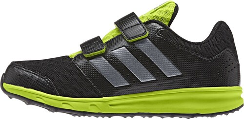 34703d873c3 adidas Performance Dětské běžecké boty adidas lk sport 2 cf k  CBLACK IRONMT SESOSL