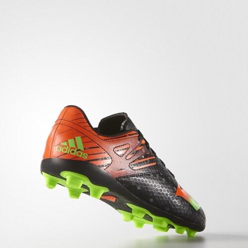 ac3b2fad0 adidas Performance Dětské kopačky adidas MESSI 15.4 FxG J  CBLACK/SGREEN/SOLRED