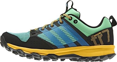 31e52e75c4f -14% adidas Performance Dámská treková obuv adidas kanadia 7 tr w  GRNGLO SOLBLU SOGOLD