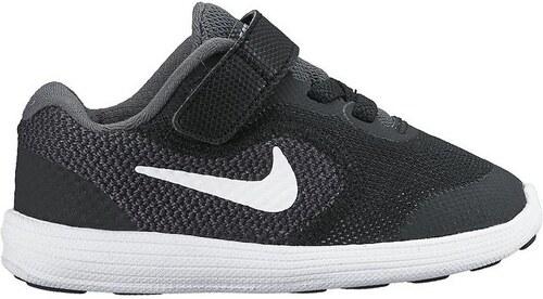 Dětské boty Nike REVOLUTION 3 (TDV) 25 DARK GREY WHITE-BLACK-PURE ... 46909ed9ee