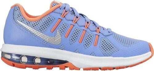 Dětské boty Nike AIR MAX DYNASTY (GS) CHLK BLUE MTLLC SLVR-BRGHT MNG ... 76feea238b