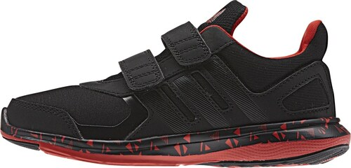 82afb73d719 adidas Performance Dětské běžecké boty adidas hyperfast 2.0 cf k  CBLACK CBLACK VIVRED