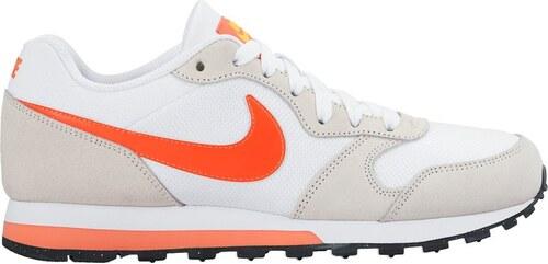 d067a90afd4 Dámské boty Nike WMNS MD RUNNER 2 WHITE TTL CRMSN-LSR ORNG-PHNTM ...