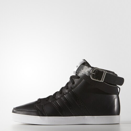 adidas Performance Dámské tenisky adidas DAILY TWIST LX MID W  CBLACK CBLACK MSILVE 0a0e0764229