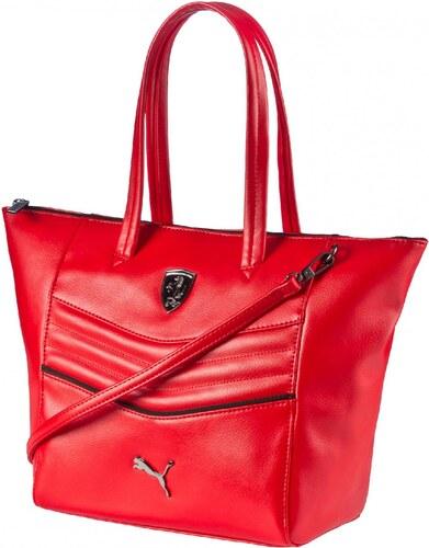 Dámská taška Puma Ferrari Ferrari LS Handbag rosso corsa - Glami.cz 5bd0b750053