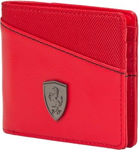 Pánská peněženka Puma Ferrari Ferrari LS Wallet M rosso cors - Glami.cz e7bc0c4ab7
