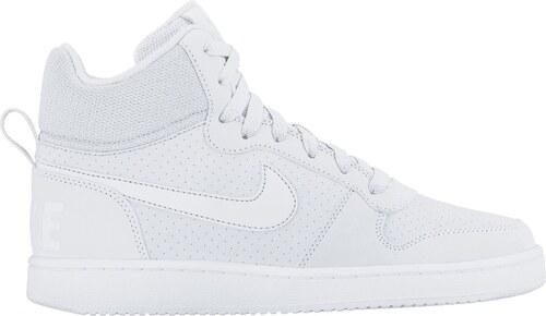 watch e72de 07c3d Dámské boty Nike WMNS COURT BOROUGH MID WHITE WHITE-WHITE