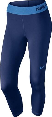 4f3d3fd2980f Dámské legíny Nike NP CL CAPRI DEEP ROYAL BLUE LT PHOTO BLUE - Glami.sk