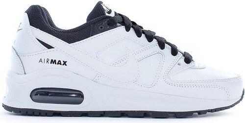Dětské boty Nike AIR MAX COMMAND FLEX LTR GS WHITE WHITE-BLACK ... b27c5e9dc9