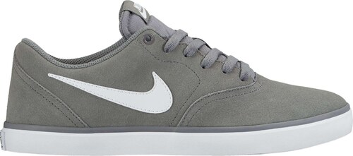 separation shoes f17ac a6673 -26% Pánské tenisky Nike SB CHECK SOLAR COOL GREY WHITE