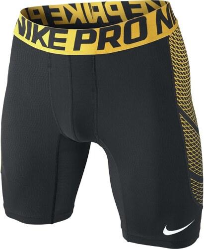 Pánské kraťasy Nike HYPERCOOL 6 SHORT ANTHRACITE VARSITY MAIZE VARSI ... 6f090dcccc